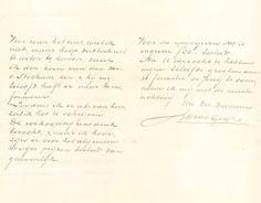 7: Hanneke kiest: de brief van Van Gogh