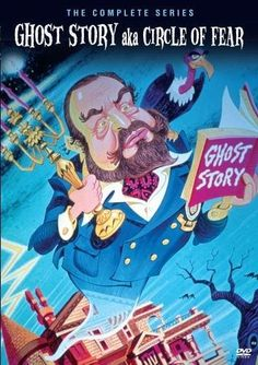 Ghost Story (Circle of Fear): The Complete Series DVD ~
