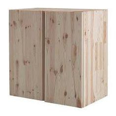 IVAR Skab, fyrretræ - fyrretræ - 80x30x83 cm - IKEA