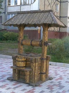 . Barn Wood Projects, Backyard Projects, Outdoor Projects, Garden Projects, Yard Furniture, Outdoor Furniture Plans, Rustic Outdoor Decor, Rustic Theme, Wooden Swings