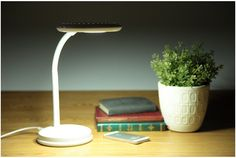 41.90$  Watch now - http://aliorj.shopchina.info/go.php?t=32298453242 - eye protection brief desig ABS 8w led desk lamp kid's reading study flexible touch dimmerable bedside AC110-260V table lamp 1653 41.90$ #buyonlinewebsite
