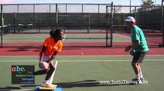 ABC's of Modern Tennis Footwork by Coach Sveto (DVD Trailer)