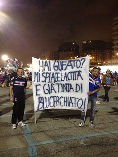 Solo la #Sampdoria