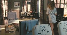 Carrie and Big's apartment.