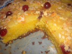 Greek Desserts, Greek Recipes, Cookbook Recipes, Dessert Recipes, Cooking Recipes, Greek Cooking, Coffee Cake, Cake Cookies, Food To Make