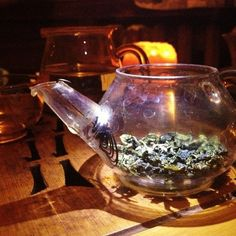 Grand Tie Guan Yin - smooth oolong . It tastes great!