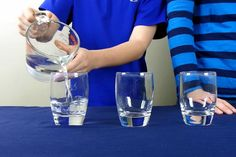 How Liquid Impact a Magnet Experiment - Step 2