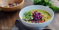 This recipe for Thai Chicken Curry Soup is a fragrant and delicious meal. With nourishing ingredients it will easily become a favorite.