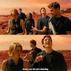 ~Allegiant~ ~Tris~ ~Tobias~ ~Peter~ ~Caleb~ ~Christina~