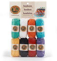 Bonbons Yarn from Lion Brand Yarn