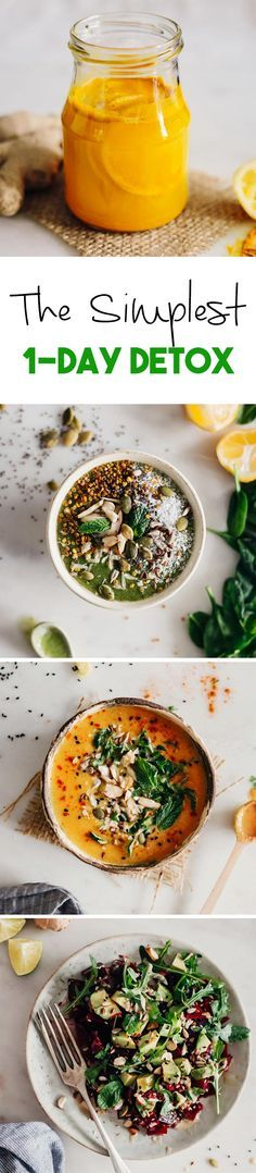 3 day detox diet plan thats simple and effective detox healthy 1 day detox with simple ingredients and easy recipes detox theawesomegreen forumfinder Gallery