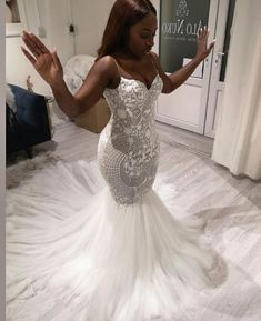Absolutely gorgeous Gown by - Gusto Vogue TK Black Wedding Dresses, Wedding Suits, Chic Wedding, Wedding Styles, Wedding Gowns, Wedding Ideas, Wedding Themes, Bridal Gown, Elegant Dresses