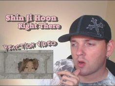 Shin Ji Hoon (신지훈) - Right There #Kpop MV Reaction 2013 (뮤직비디오)(리액션)(with...