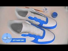 """"""" Use this kit to customize your sneakers anyway you want and save your shoes, and yourself, from a fate without kick. This freestyle kit packs everything you need to walk the walk,"""""""