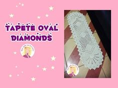 Tapete Oval Diamonds