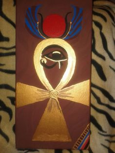 Egyptian Ankh by urtheagle1 on Etsy, $10.00