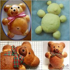 Awesome bear cake idea - Foood Style