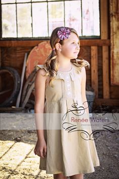 model Willow hairband by  Photographed by Renee Waters Photography