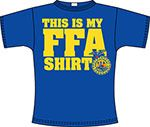 Vote now in the FFA chapter tee contest!
