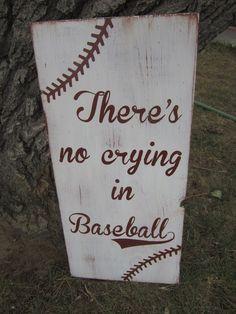 baseball nursery paintings diy - Google Search
