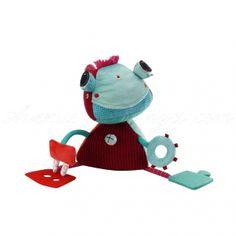 Clovis Robot interactif - Lilliputiens: Clovis, un nouveau jouet de la collection Lilliputiens