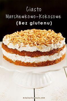Najlepsze, bardzo zdrowe marchewkowe ciasto! Wspaniale wilgotne, z dużą zawartością marchewki, całkowicie bez użycia mąki, 100 % be...