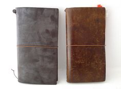 Midori Traveler's Notebook Brown $56