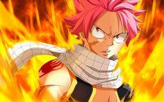 Download imagens Fairy Tail, Natsu, Guildmaster, Manga