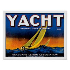 seaside crate labels - Google Search