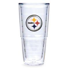 Tervis® NFL 24-Ounce Steelers Tumbler - BedBathandBeyond.com