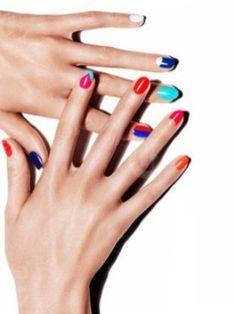 O entusiasmo por cores berrantes, efeitos tridimensionais e padrões estranhos estimula novas criações
