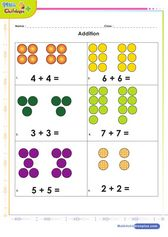 math worksheet : kindergarten math worksheets kindergarten math and math skills on  : Maths Pdf Worksheets