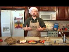 "Here's a terrific video from Geology Kitchen on three types of rocks and how they form. (Yes, that's a kitchen, and the host is wearing a ""Kiss the Geologist"" apron.) The examples he uses can be replicated in the classroom."