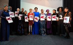 New African Woman Awards 2016: Winners Announced During An Award Ceremony Honouring Africa's Most Influential Women