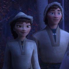 Honeymaren and her brother, Ryder from Frozen 2 Frozen Two, Frozen Elsa And Anna, Disney Frozen Elsa, Frozen 2013, Frozen Heart, Elsa Anna, Disney Time, Disney Movies, Disney Characters