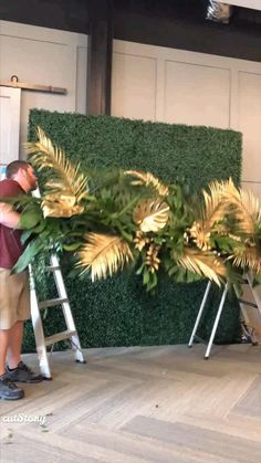 Wedding Stage Decorations, Backdrop Decorations, Diy Party Decorations, Balloon Decorations, Balloon Backdrop, Party Centerpieces, Caribbean Party Decorations, Backdrop Event, Tropical Wedding Centerpieces