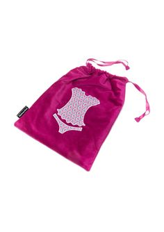 MELISSA BETH DESIGNS Ooh La La Lingerie Bag