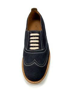 Zara Oxford shoe