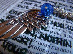 Supernatural Angel Inspired Necklace di FollowTheGrace su Etsy