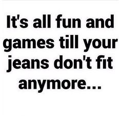 We are all familiar with how this feels! #humor #weightloss
