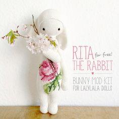 Rita The Rabbit - Tous fans de Lalylala