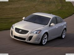 Buick Regal GS (2012)