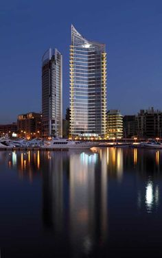 Marina Towers in Beirut, Lebanon - Google Image Result for http://www.e-architect.co.uk/images/jpgs/lebanon/marina_towers_kpf160309_1.jpg