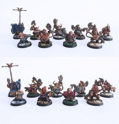 The Internet's largest gallery of painted miniatures, with a large repository of how-to articles on miniature painting Warhammer Models, Warhammer 40k, Dwarf, Squats, Miniatures, Painting, Collection, Ideas, Painting Art