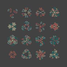 Geometric Shapes / 170105 processing hype framework generative art hexels creative coding code geometric graphic design graphic art design pattern http://ift.tt/2iMVTsp