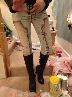Fiona pants