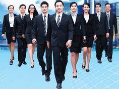 Bí quyết giúp nhân viên mặc đồng phục công ty