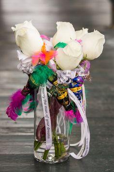 Fabulous Florals: 12 Unique Wedding Bouquets | The SnapKnot Blog | Shoot 2 Studios