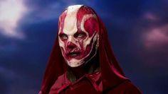 Evan Hedges Four Horseman/ Apocalypse creation. Face Off on Syfy