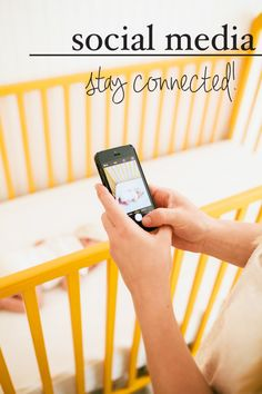 Staying Connected on Social Media